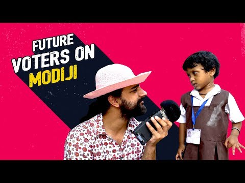 How much do kids know about Modi?