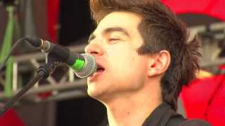 Anti Flag Live The Press Corpse Sziget 2012
