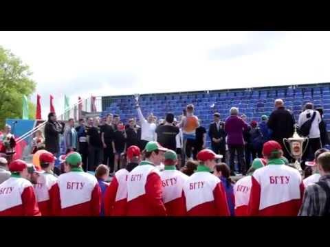 Przygotowania do obchodów Dnia Zwycięstwa w Mińsku