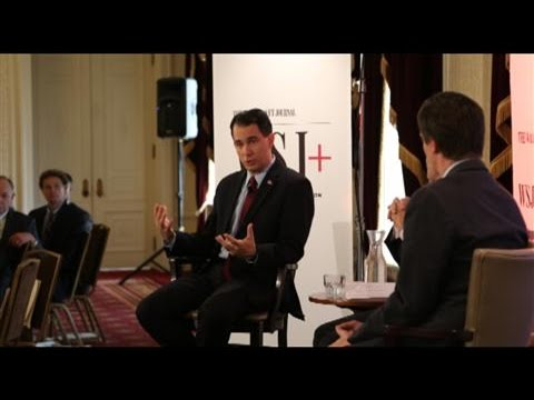 Gov. Scott Walker Discusses the Impact of the Super Pac