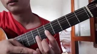 """Guitar hướng dẫn: Intro, đệm hát """"Tình khúc vàng"""" - Đan Trường"""