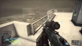 Battlefield 4 - Gulf of Oman sniping