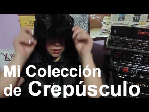 mi-colección-de-crepúsculo-|-booktube-ecuador