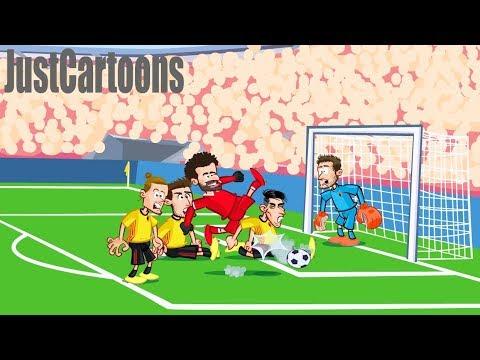 FC Liverpool vs FC Watford  -  MO-jestic Salah!