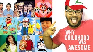 Why Childhood was Awesome | Funny Video