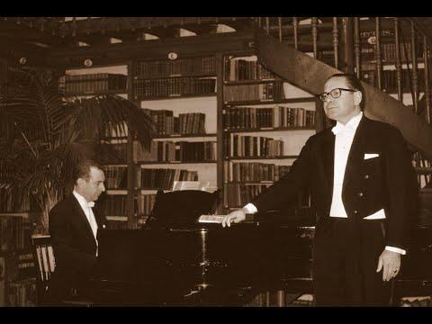 Tom Brand sings Schubert Lieder (6)