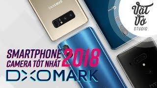 Top camera phone 2018, Xs Max chỉ thứ 2