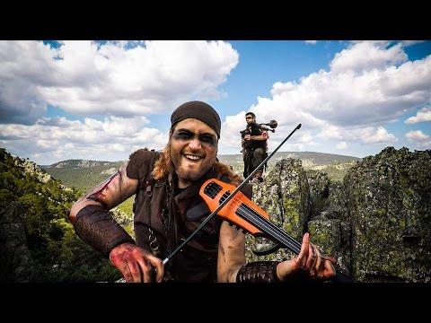 Lurte - Última frontera. (Video clip oficial 2015 )