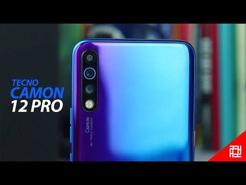 Tecno Camon 12 Pro Review: Its Pro-ving Something