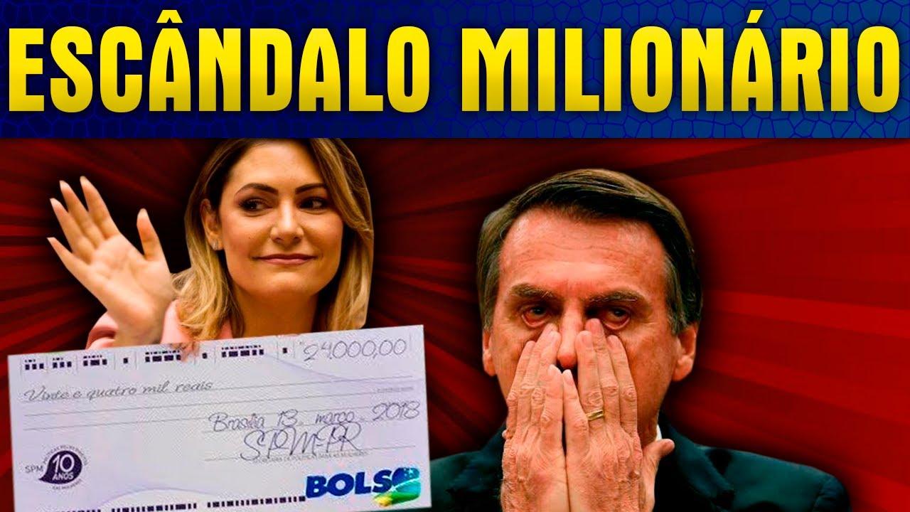 STF VOTA INVESTIGAÇÃ0 CONTRA MICHELLE B0LSONARO E QUEIROZ!!