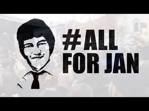 Spomienka na zavraždeného novinára Jána Kuciaka