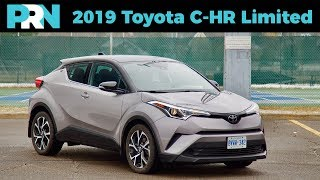 2019 Toyota C-HR Limited | TestDrive Spotlight