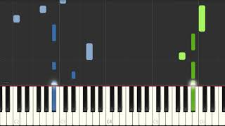 [Piano Tutorial] Yesterday Once More - The Carpenters
