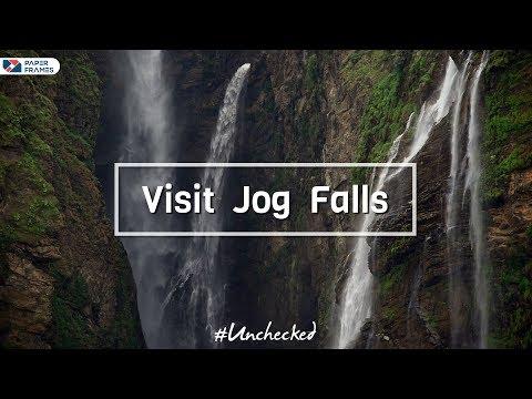 Visit Jog falls - UnChecked | PaperFrames