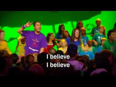 My Redeemer Lives - Hillsong Kids (with Lyrics/Subtitles) (Worship Song)