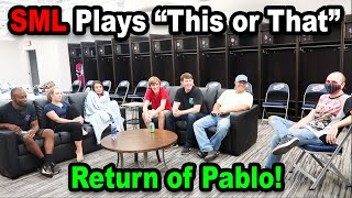 "SML Crew Plays ""This or That"" 