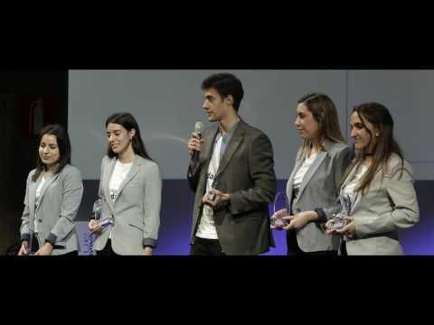 Una plataforma de orientación para estudiantes gana el blue BBVA Challenge