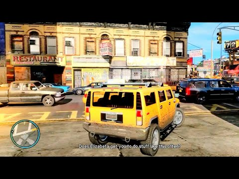GTA IV Story Mode Real Traffic Episode 13 Ultra Realistic Next-Gen Graphics 4K! After 10 Years!