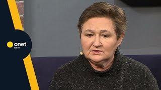 Magdalena Środa: Rząd robi wszystko, by pozamykać kobiety w domach | #OnetRANO #WIEM