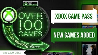 Xbox Game Pass - February 2019 Update! New Games Added!