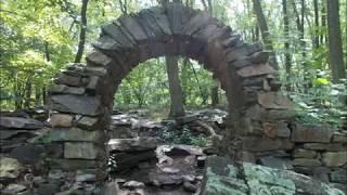 Appalachian Trail Loner #56 GATHLAND PARK 2012 Thru Hike
