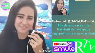 Citra Cinta - Karaoke duet bareng Tasya
