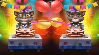My Talking Tom Gameplay Great Makeover for Children HD