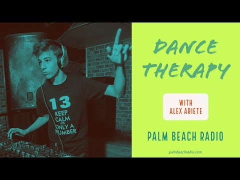 Alex Ariete live on Palm Beach Radio ~ Best House Music in South Florida