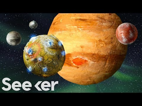 What Secrets Are Hiding on Jupiter's Moons?