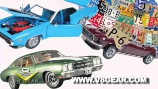 Cool Car Guy Stuff at the V8 Gear Store!