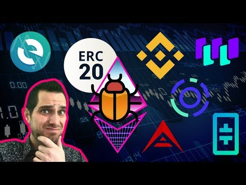 📉What's Going On?!? Critical ERC-20 Bug | Deposits Suspended! Binance Gets Sued? MEW $AION $ARK $WTC