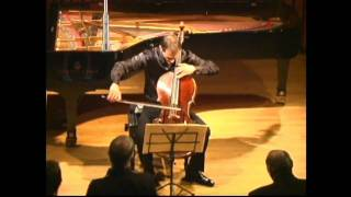 FHMD2009 Bach: Cello Suite No. 6, Prelude and Allemande - Xavier Phillips
