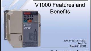 Biến Tần - Yaskawa V1000
