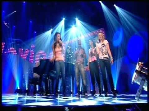 Beverley knight - Angels - Live on Davina