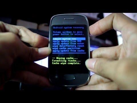 Reset Samsung Galaxy pocket neo GT-S5310