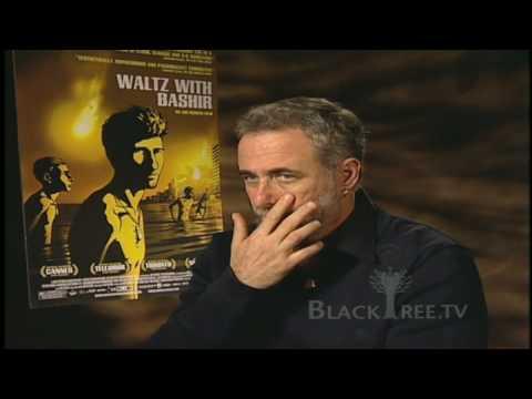Golden Globe® Winner, Ari Folman Waltz with Bashir