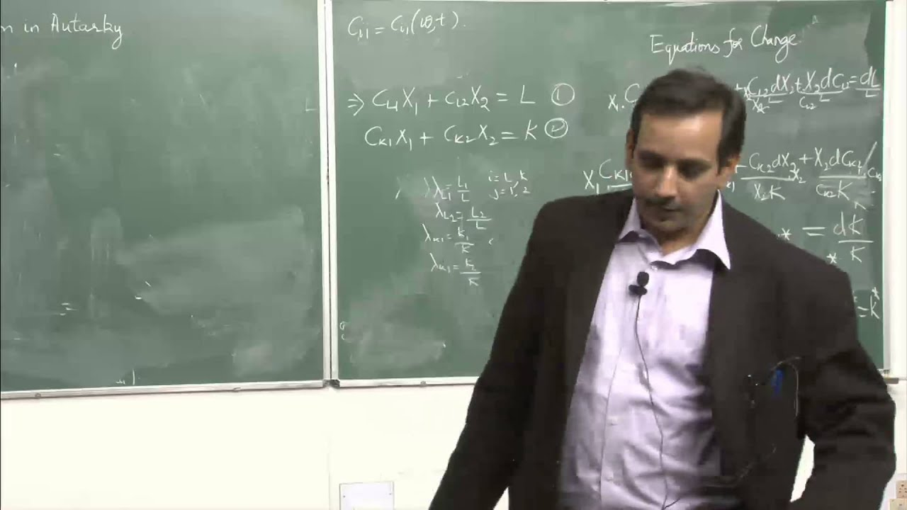 Mod-01 Lec-33 Lecture-33International Economics