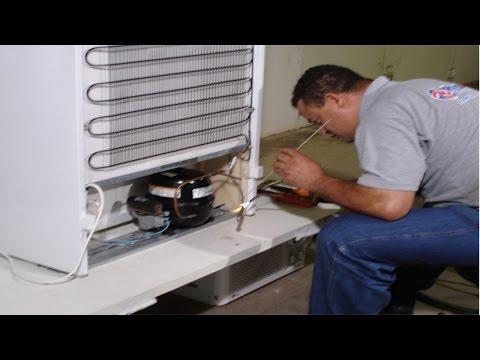 Vídeo Cursos de refrigeração rj