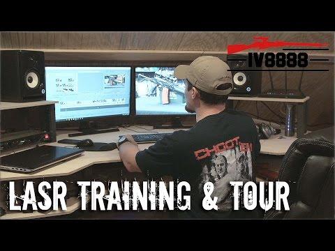 LASR Training & IV8888 HQ Tour