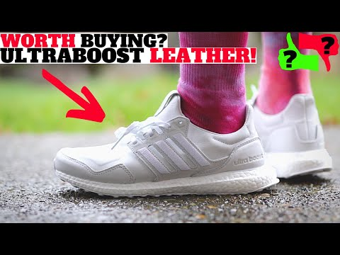 Worth Buying? NEW adidas ULTRABOOST LEATHER Review & On Feet!