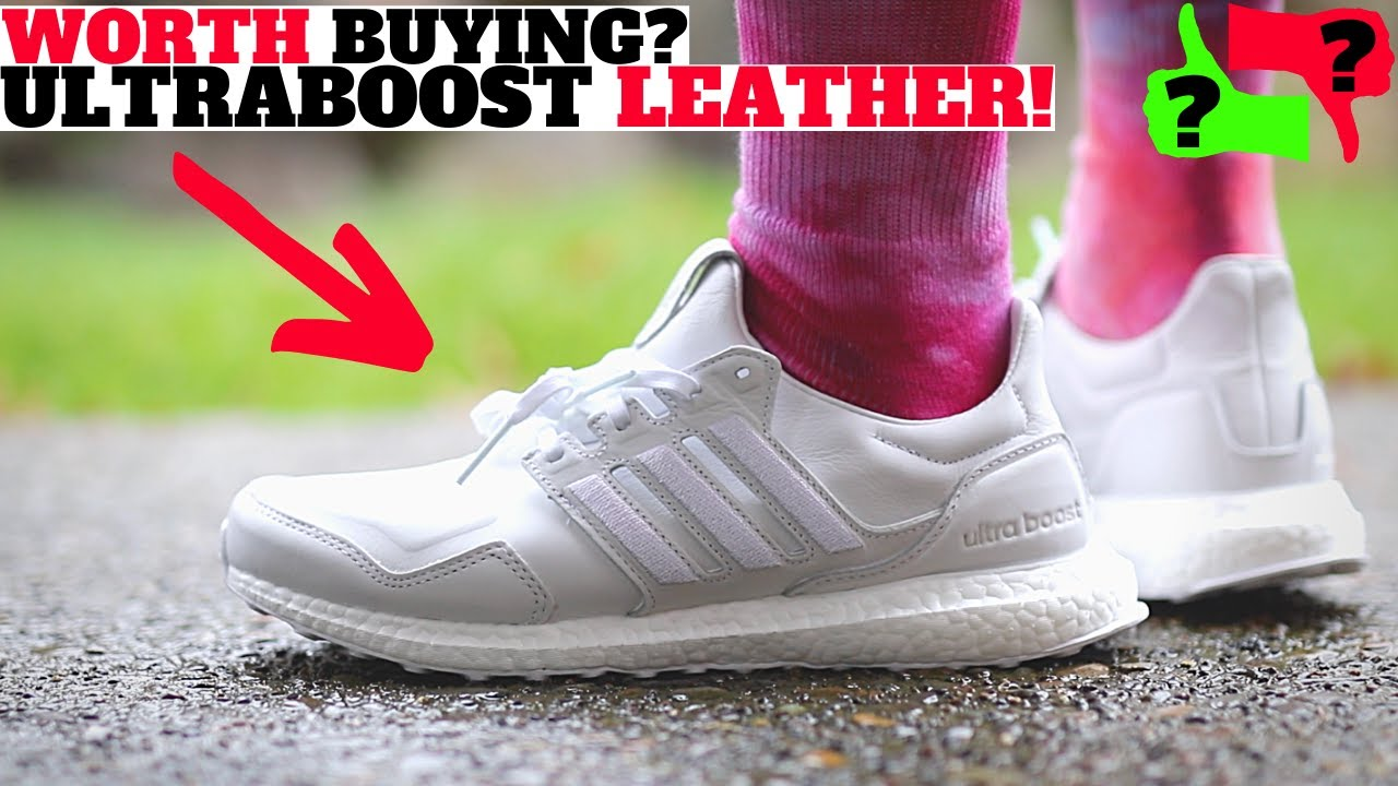 NEW adidas ULTRABOOST LEATHER Review \u0026
