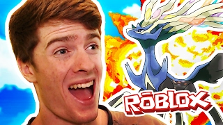 XERNEAS! / Pokemon Legends / Roblox Adventures