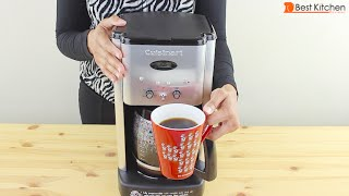 Cuisinart DCC-1200 Brew Central 12-Cup Programmable Coffeemaker Review