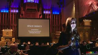 Space Oddity - David Bowie - Featuring Anne Montavon and Christopher Showerman. Resimi