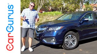 2016 Acura RDX | CarGurus Test Drive Review