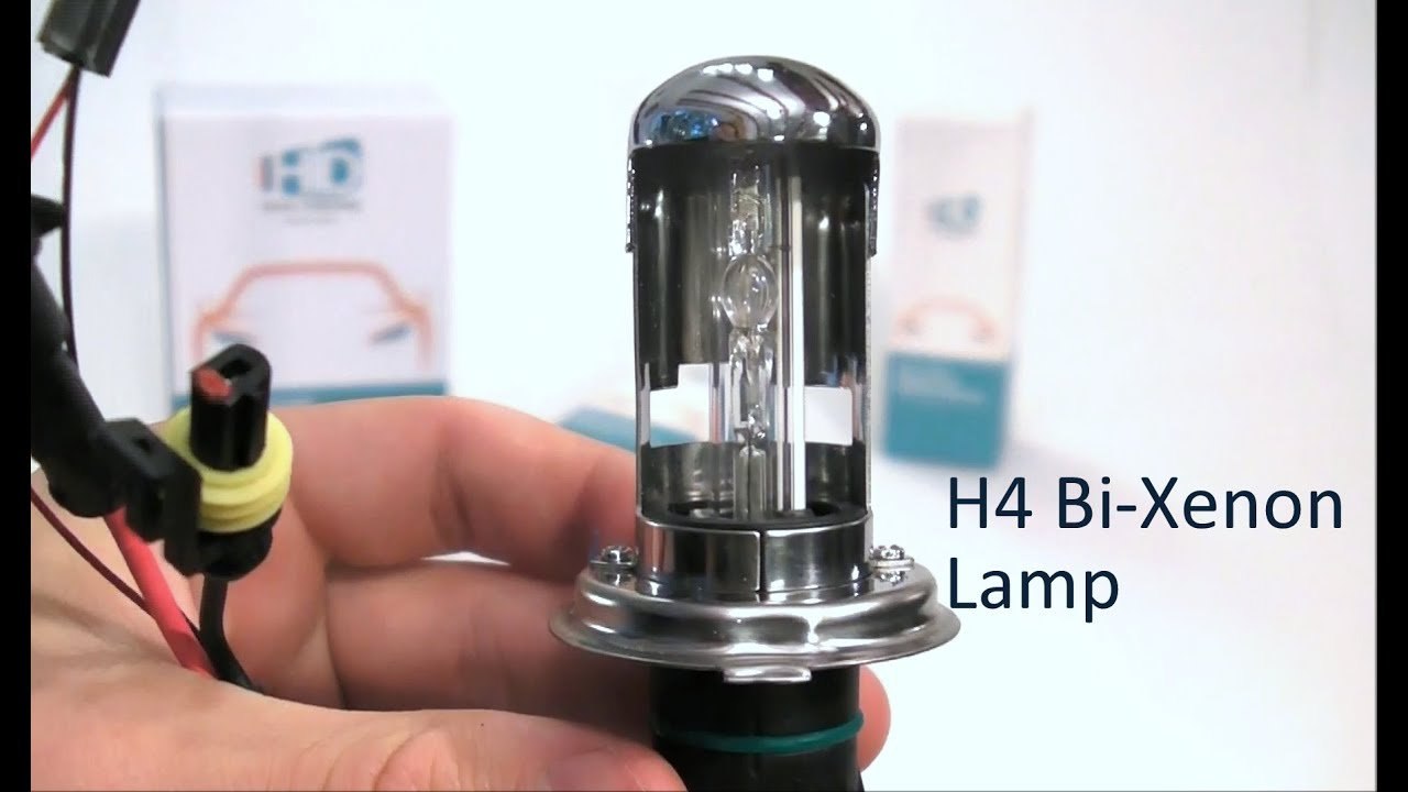 H4 bi xenon lamp youtube h4 bi xenon lamp parisarafo Images