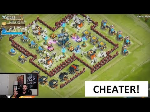 HACKERS In Castle Clash Flashback Friday OLD SCHOOL Video