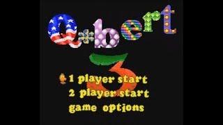 Q*bert 3 (SNES) - Longplay