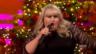 "Rebel Wilson Performs ""Push It"", By Salt N"