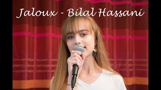 Cover Jaloux - Bilal Hassani by Mathilde Beaugrand